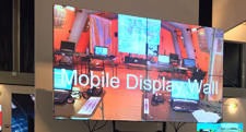 New mobile incident display revealed at ISE 2016